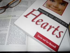 Keeping Our Children's Hearts, by Steve and Teri Maxwell is a must-read.  Their website is www.titus2.com