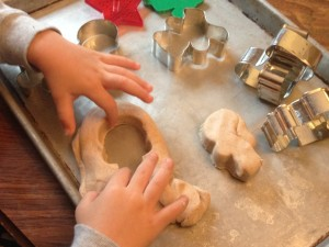 Homemade Apple Pie Scented Play Dough