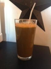 Carrot-Kale Juice from Fat Sick & Nearly Dead