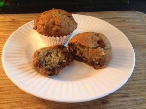 Vegan Banana Chocolate Chip Muffins, from The Joy of Vegan Baking