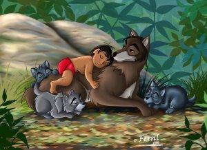 baby_mowgli_by_fernl-d32qail